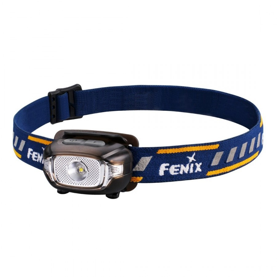 Фонарь Fenix Hl15 черный фонарь fenix hl23 grey