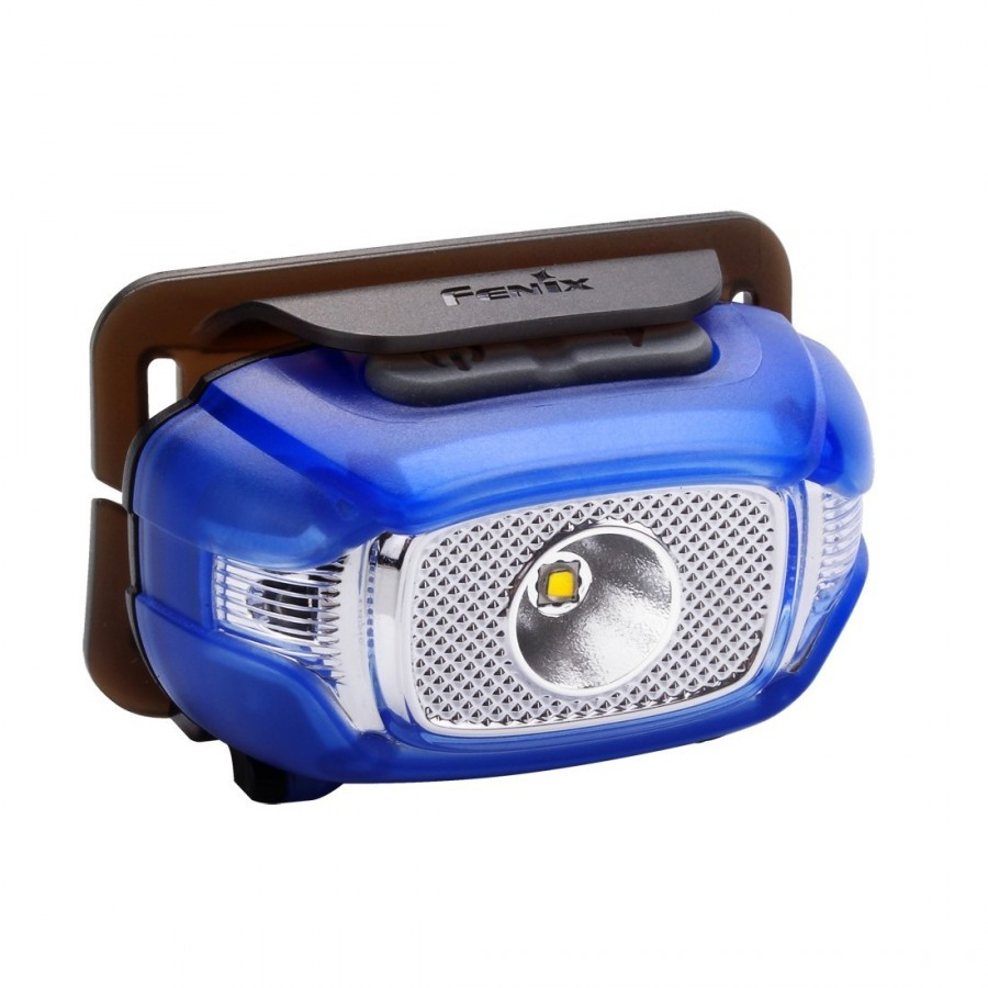 Фонарь Fenix Hl15 синий фонарь налобный fenix hl50