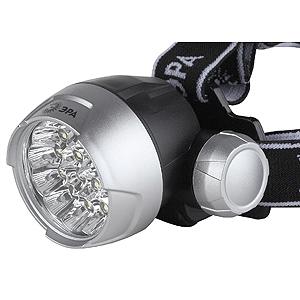 Фонарь ЭРА G17 фонарь налобный эра 1w х led коллиматор