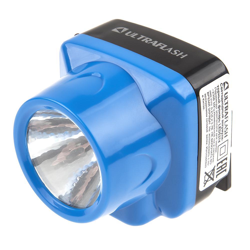 Фонарь Ultraflash Led5374 фонарь налобный яркий луч lh 030 черный