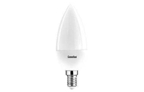 Лампа светодиодная Camelion Led7-c35/865/e14
