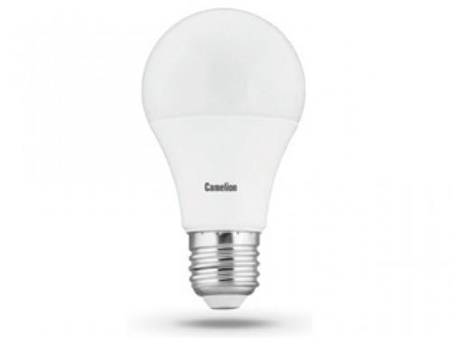 Лампа светодиодная Camelion Led13-a60/865/e27 лампа светодиодная e27 15w 3300k груша матовая 4690389085819