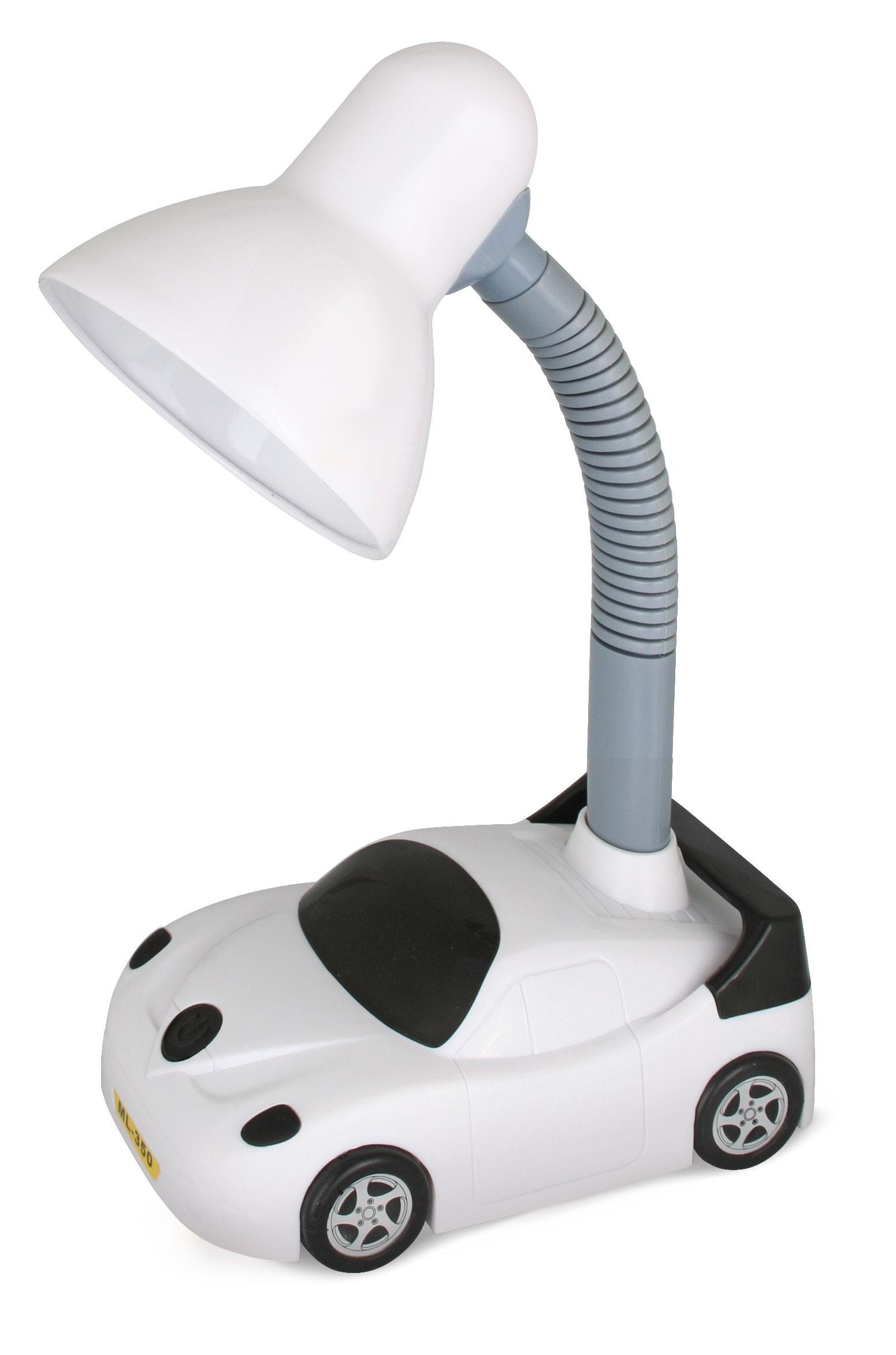 Лампа настольная Camelion Kd-383 c01 торшер camelion kd 806 5вт led 220в белый