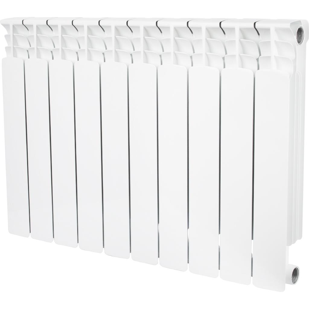 Радиатор Stout Space 10 srb-0310-050010 радиатор отопления stout space 500 биметаллический 10 секций srb 0310 050010