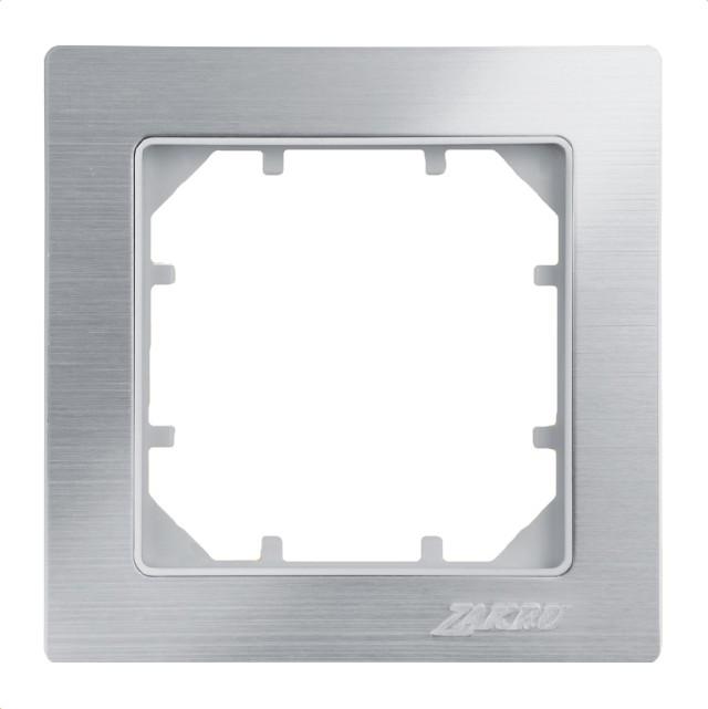 Рамка Zakru Za215401 Серебро