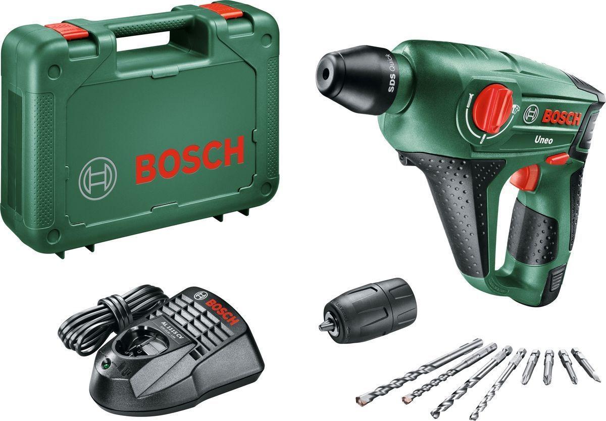 Перфоратор Bosch Uneo 12 (0.603.984.027) перфоратор bosch uneo 12 0 603 984 027