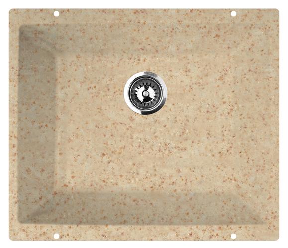 Мойка кухонная Lava U1.dun форма профессиональная для изготовления мыла мк восток выдумщики 688758 1