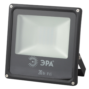 Прожектор светодиодный ЭРА Lpr-20-4000К-М smd