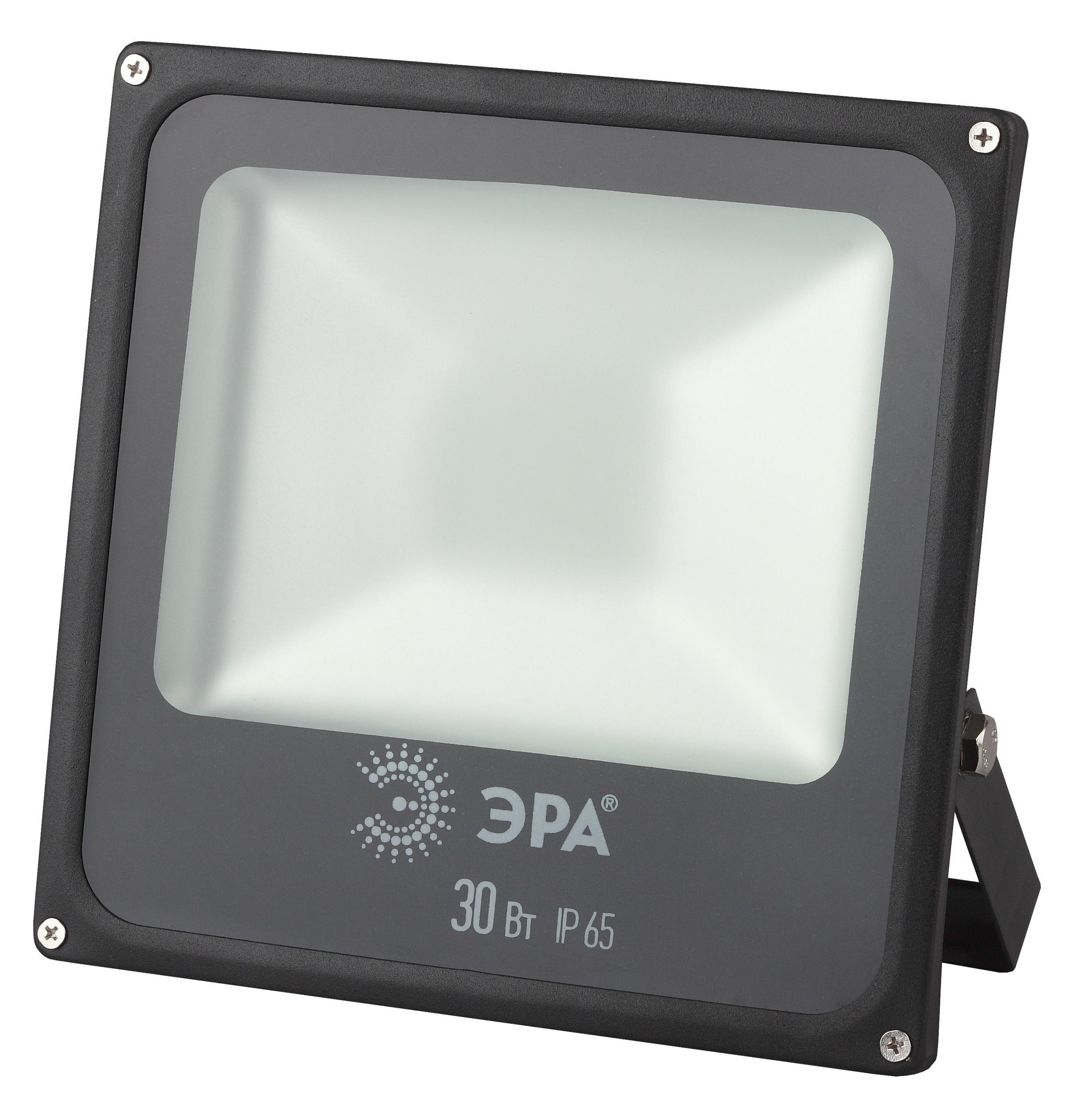Прожектор светодиодный ЭРА Lpr-30-4000К-М smd
