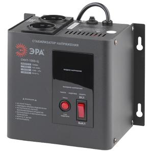 Стабилизатор напряжения ЭРА СННТ-1000-Ц эра стабилизатор sta 1000