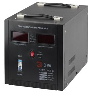 Стабилизатор напряжения ЭРА СНПТ-10000-Ц эра стабилизатор sta 1000