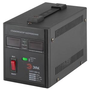 Стабилизатор напряжения ЭРА СНПТ-500-Ц эра стабилизатор sta 1000
