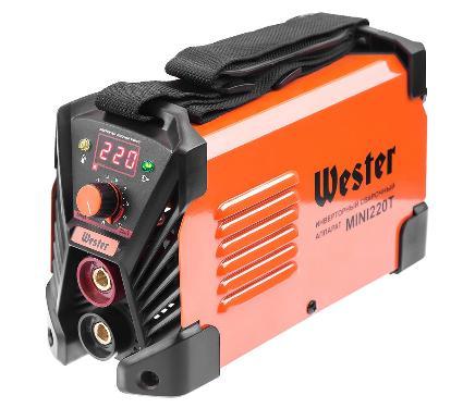 Сварочный аппарат WESTER MINI 220T