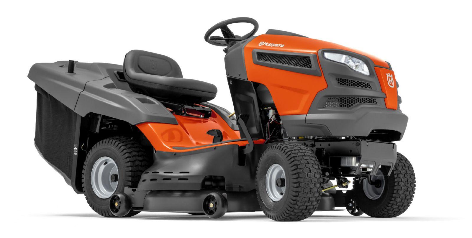 Трактор садовый Husqvarna Tc 142t (9605101-46)