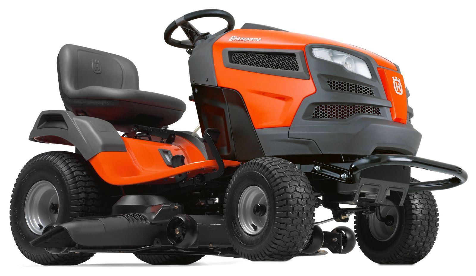 Трактор садовый Husqvarna Ts 243t (9604103-91) oris 643 7636 71 91 rs