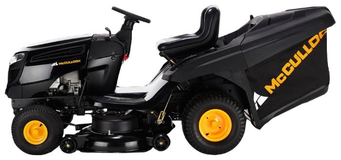 Трактор садовый Mcculloch M155-107tc powerdrive от 220 Вольт