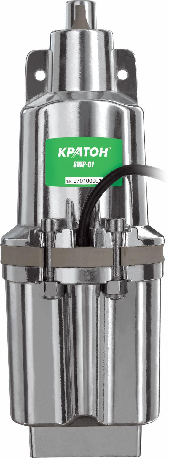 Вибрационный насос КРАТОН Swp-01/10 насос погружной вибрационный кратон swp 01
