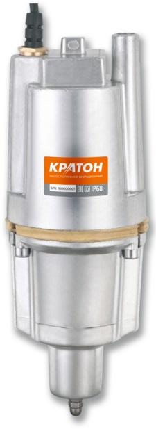 Вибрационный насос КРАТОН Swp-02/10 пила алмазная кратон mc 02