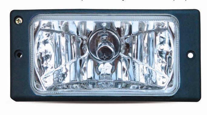 Противотуманные фары Avs Pf-174h фары противотуманные avs ваз 2110 12 гладкое стекло светодиодные
