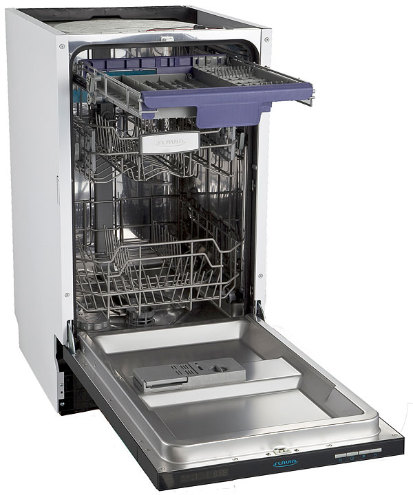 цена Посудомоечная машина Flavia Bi 45 kaskata light s онлайн в 2017 году