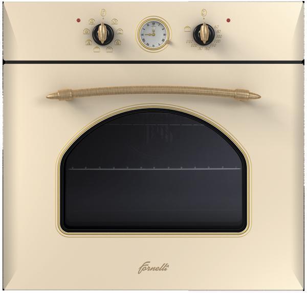 Духовка электрическая Fornelli Fea 60 merletto ivory