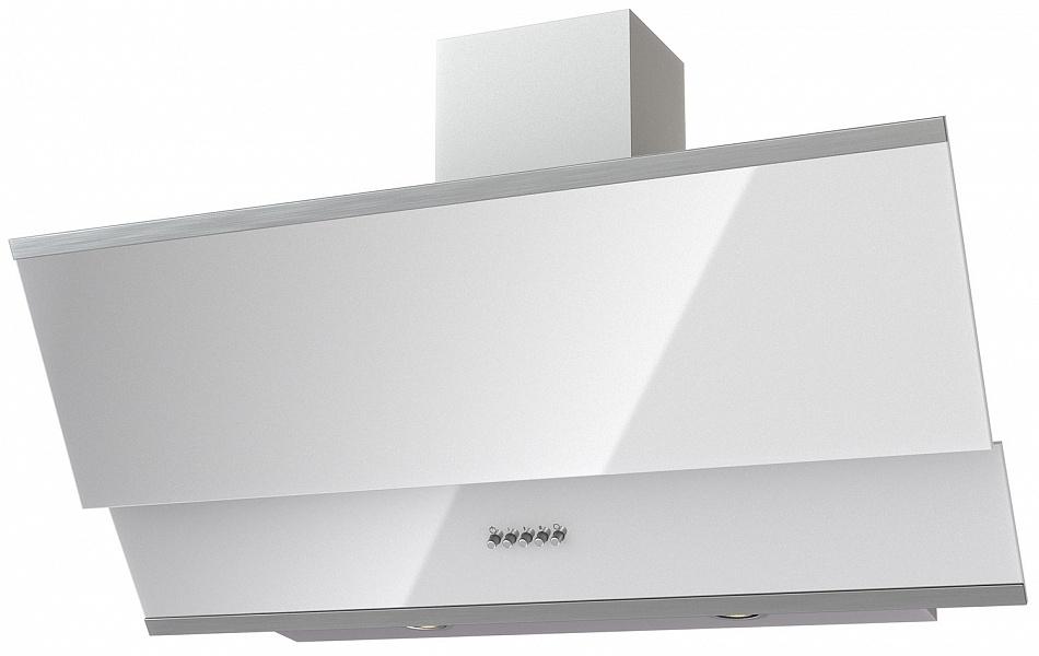 Вытяжка Kronasteel Irida 900 white push button irida 900 white sensor