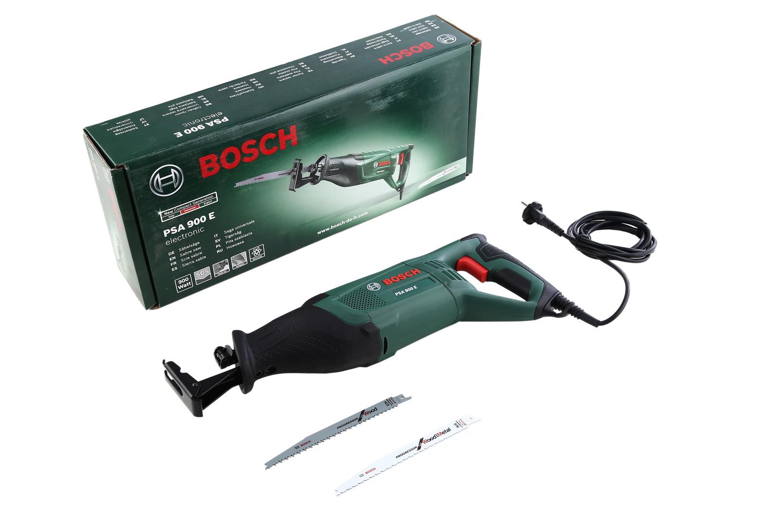 Сабельная пила Bosch Psa 900 e (0.603.3a6.000)