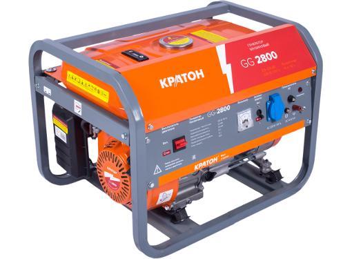 Бензиновый генератор КРАТОН GG-2800