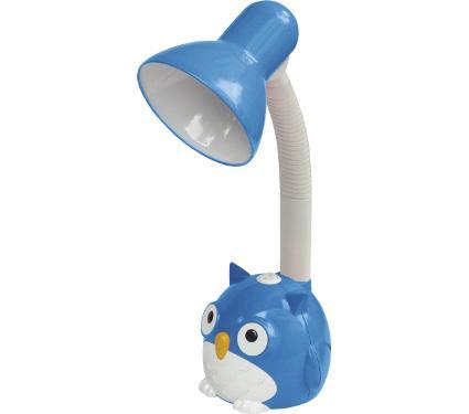 Лампа настольная ENERGY EN-DL13 голубая