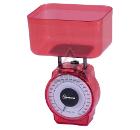 Весы кухонные HOMESTAR HS-3004М красный