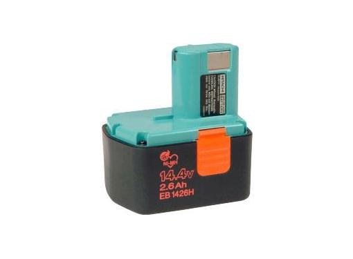 Аккумулятор HITACHI 14.4В 2.6Ач NiMh (EB1426H)