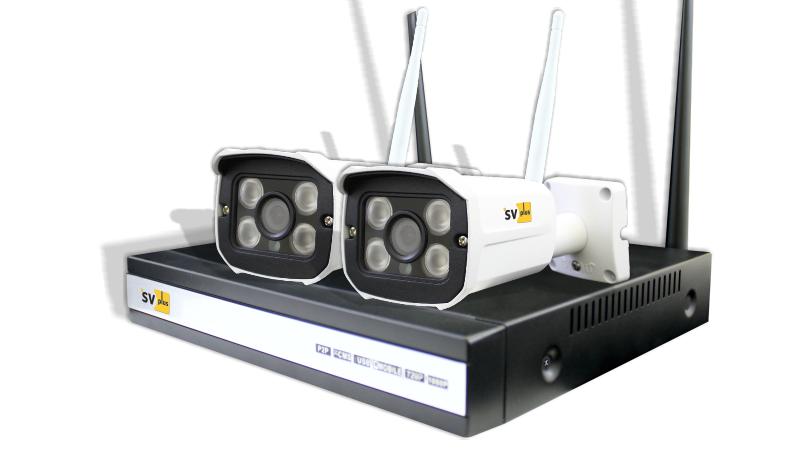 Комплект видеонаблюдения Svplus Svip-kit302s комплект видеонаблюдения svplus svip kit304s