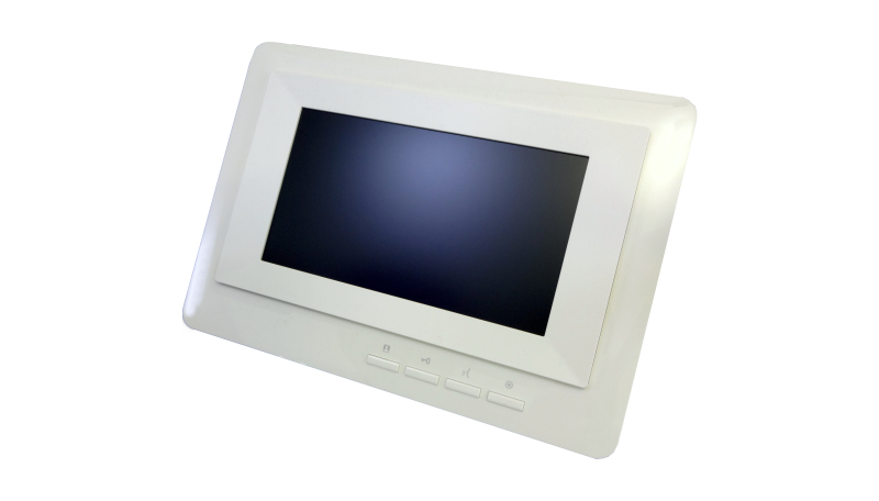 Монитор видеодомофона Svplus D217w монитор засветы