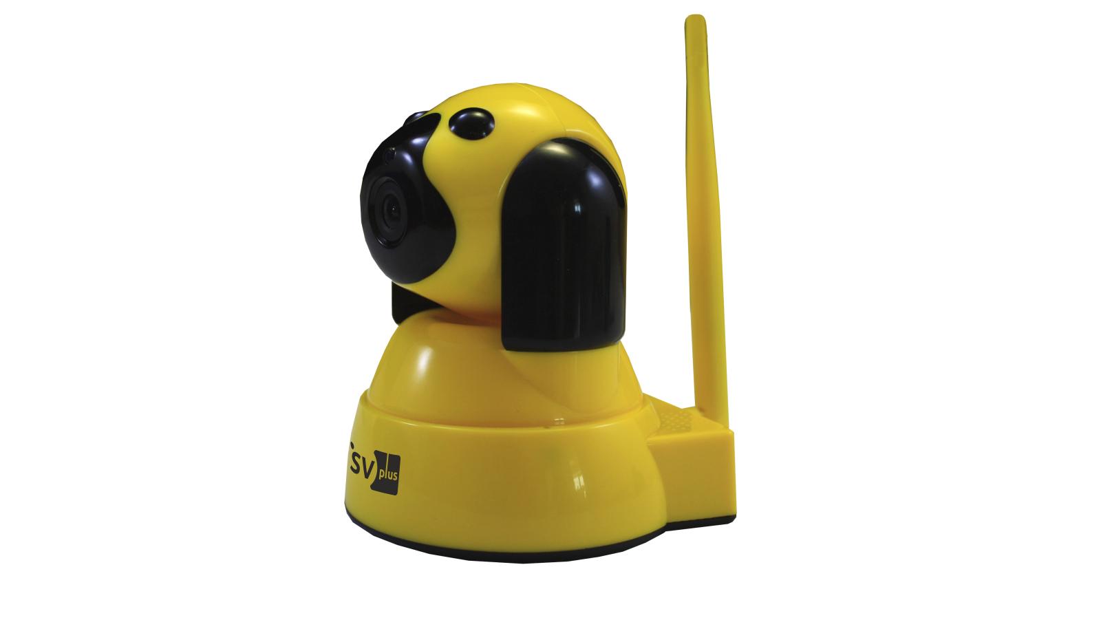 Камера видеонаблюдения Svplus Svip-pt300_dog путешествие яйцеклетки видео