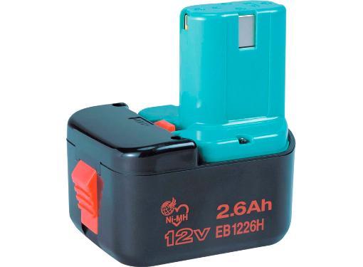 Аккумулятор HITACHI 12В 2.6Ач NiMh (323226)