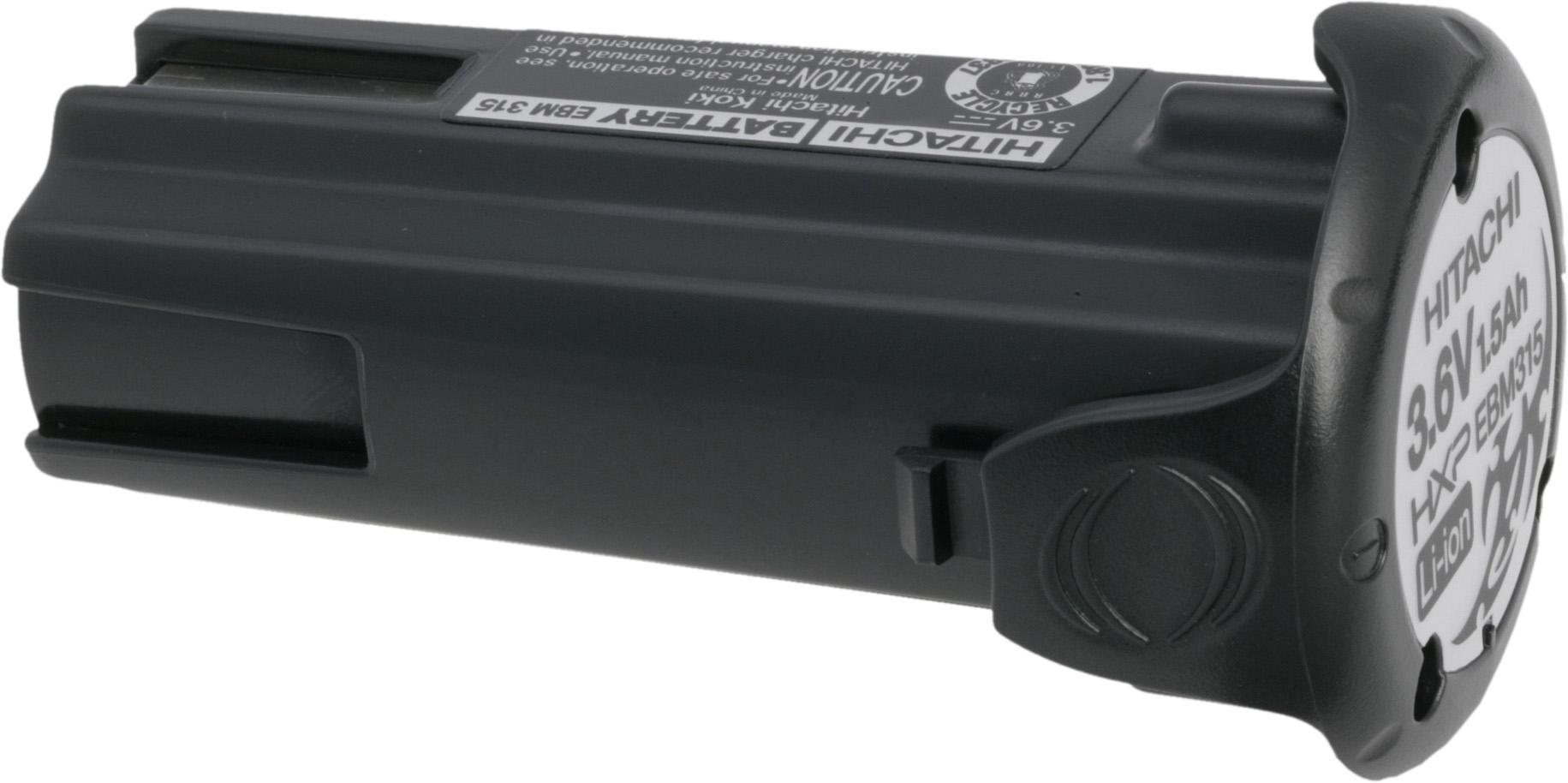 Аккумулятор Hitachi Ebm315 аккумулятор hitachi 323226