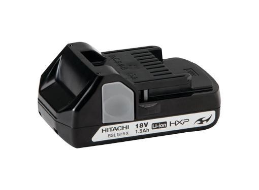 Аккумулятор HITACHI 18В 1.5Ач Li-Ion (330557 BSL1815X)