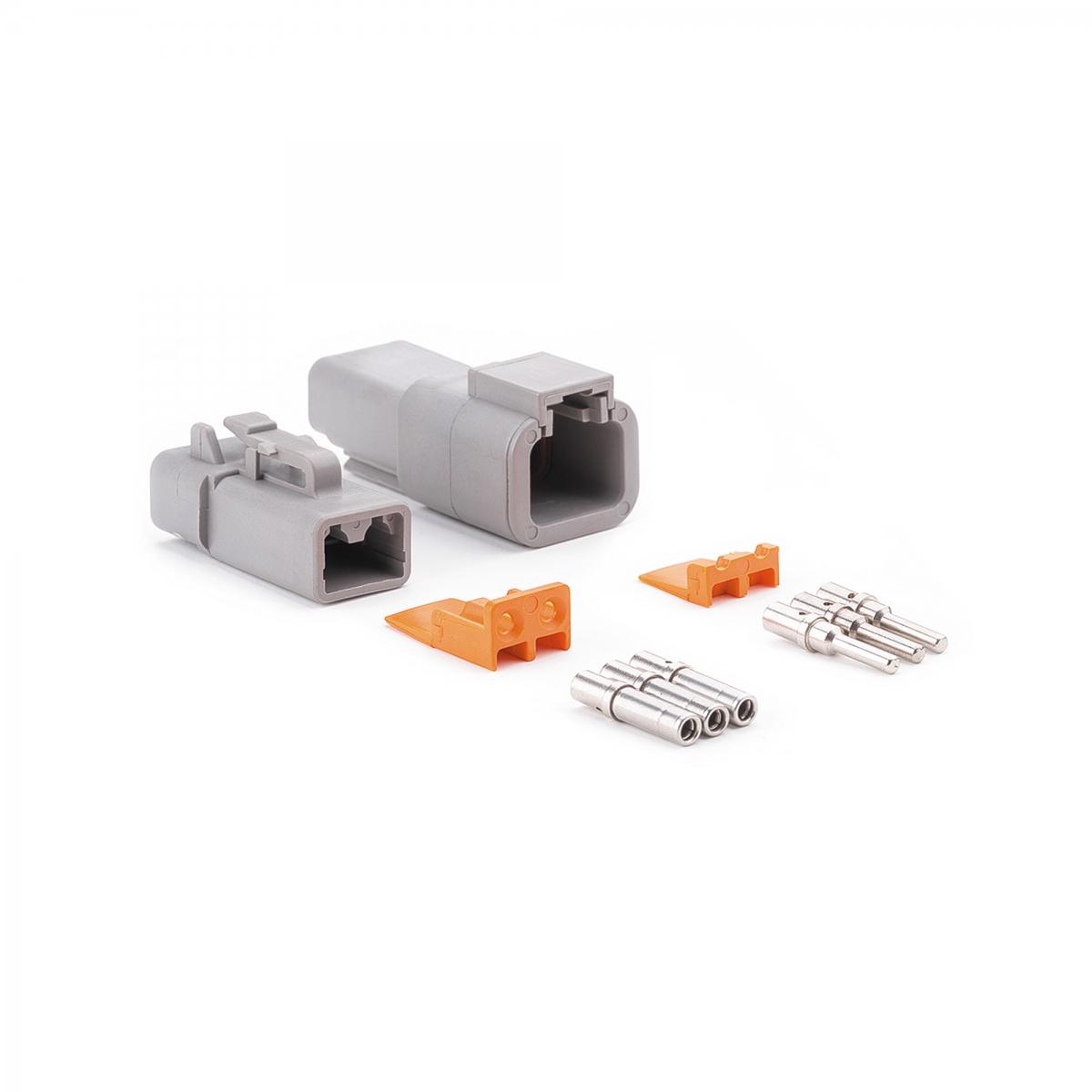 Коннектор Autoprofi Al 2pk цена