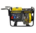 Бензиновый генератор CHAMPION DG6501E-3