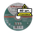 Круг зачистной HAMMER 150 x 6.0 x 22 по металлу Коробка (40шт.)
