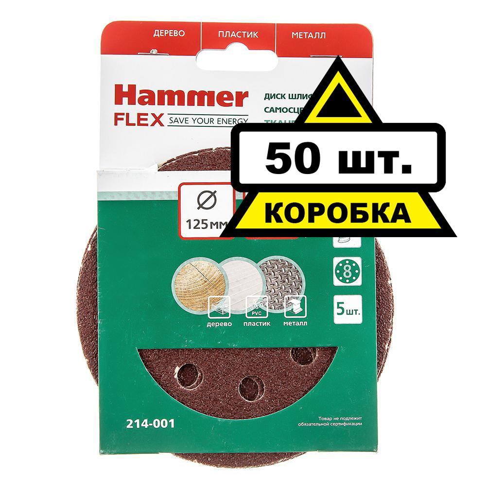 Цеплялка (для ЭШМ) Hammer 125 мм 8 отв. Р 40 Коробка (10шт.) цеплялка для эшм hammer flex 150 мм 6 отв р 40 5шт