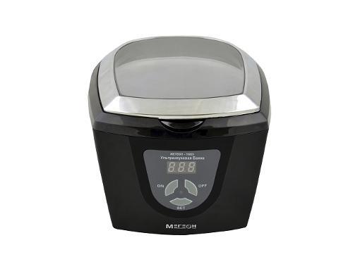 Ультразвуковой очиститель МЕГЕОН 76003, 42000Гц 750мл 5 рабочих режимов