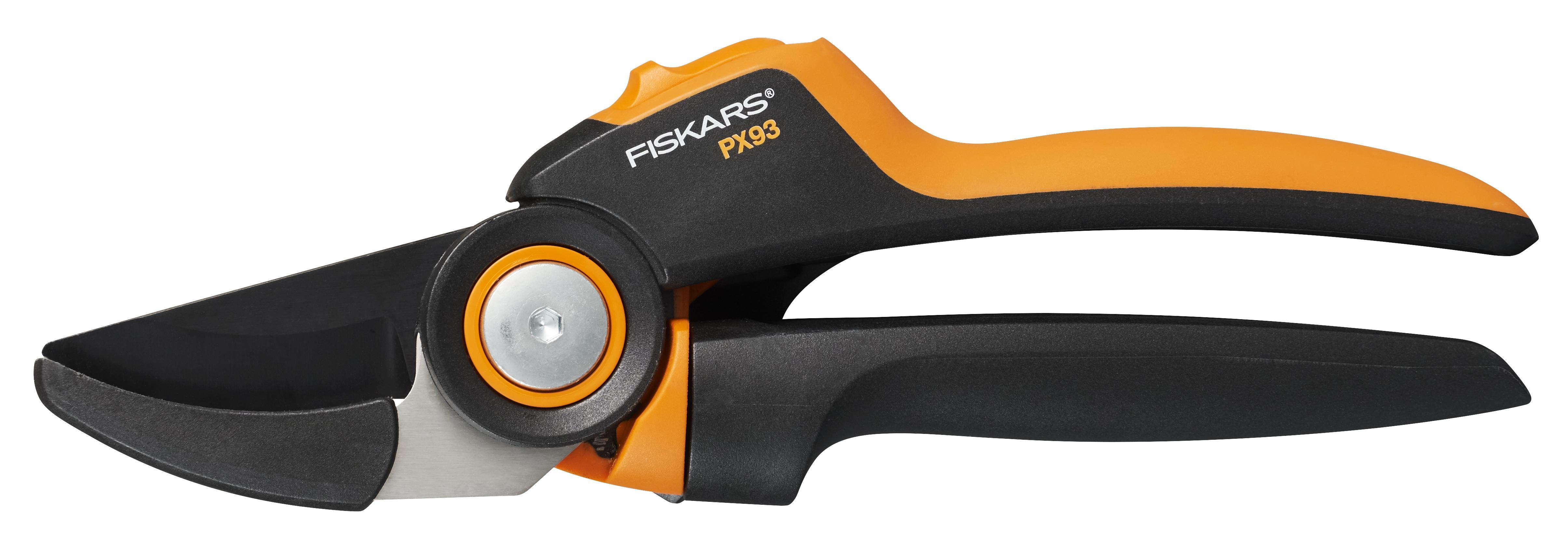 Секатор Fiskars Power gear l px93 сучкорез fiskars большой контактный l l 77 112580