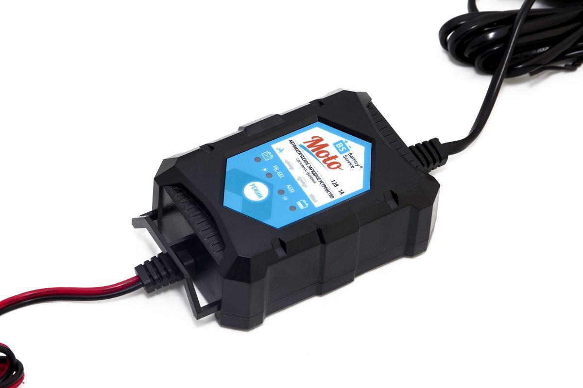 Зарядное устройство Battery service Pl-c001p аккумулятор для легкового автомобиля tyumen battery batbear 60ач 6ст 60la об