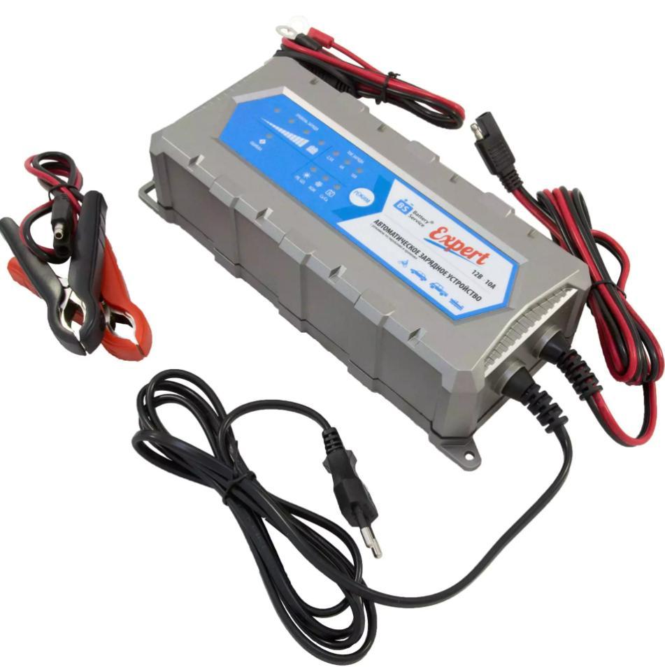 Зарядное устройство Battery service Pl-c010p зарядное устройство battery service universal pl c004p