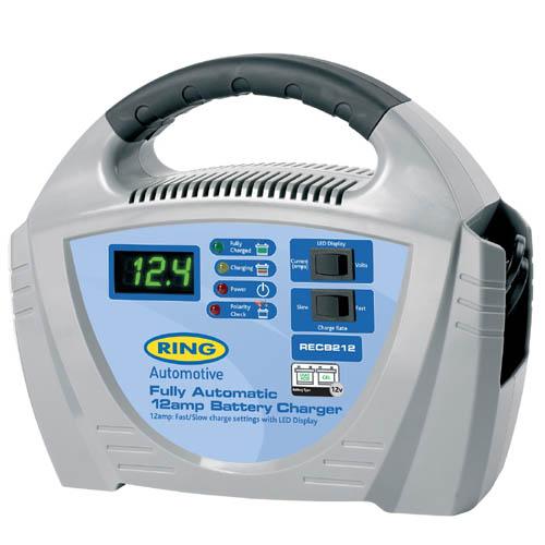 Зарядное устройство Ring automotive Recb212