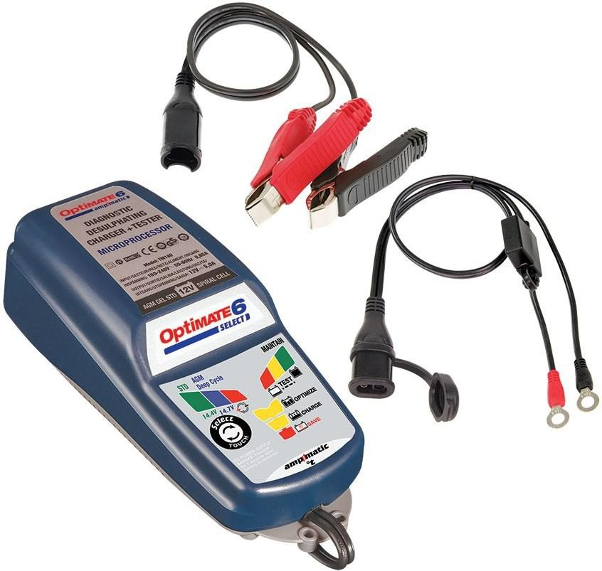 Зарядное устройство Optimate Tm190 optimate 6 select зарядное устройство optimate tm194