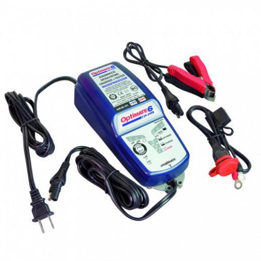 Зарядное устройство Optimate Tm194 optimate 6 12/24В индикатор optimate o120