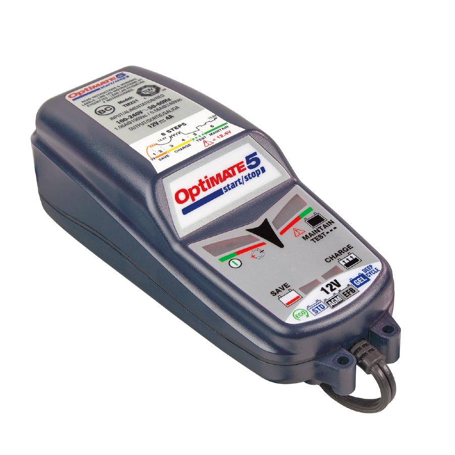 Зарядное устройство Optimate Tm220 optimate 5 устройство optimate lithium tm470