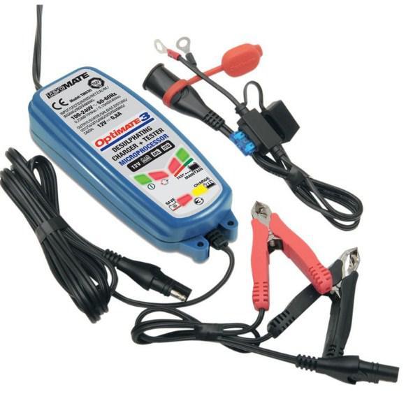 Зарядное устройство Optimate Tm430 optimate 3 зарядное устройство optimate tm190